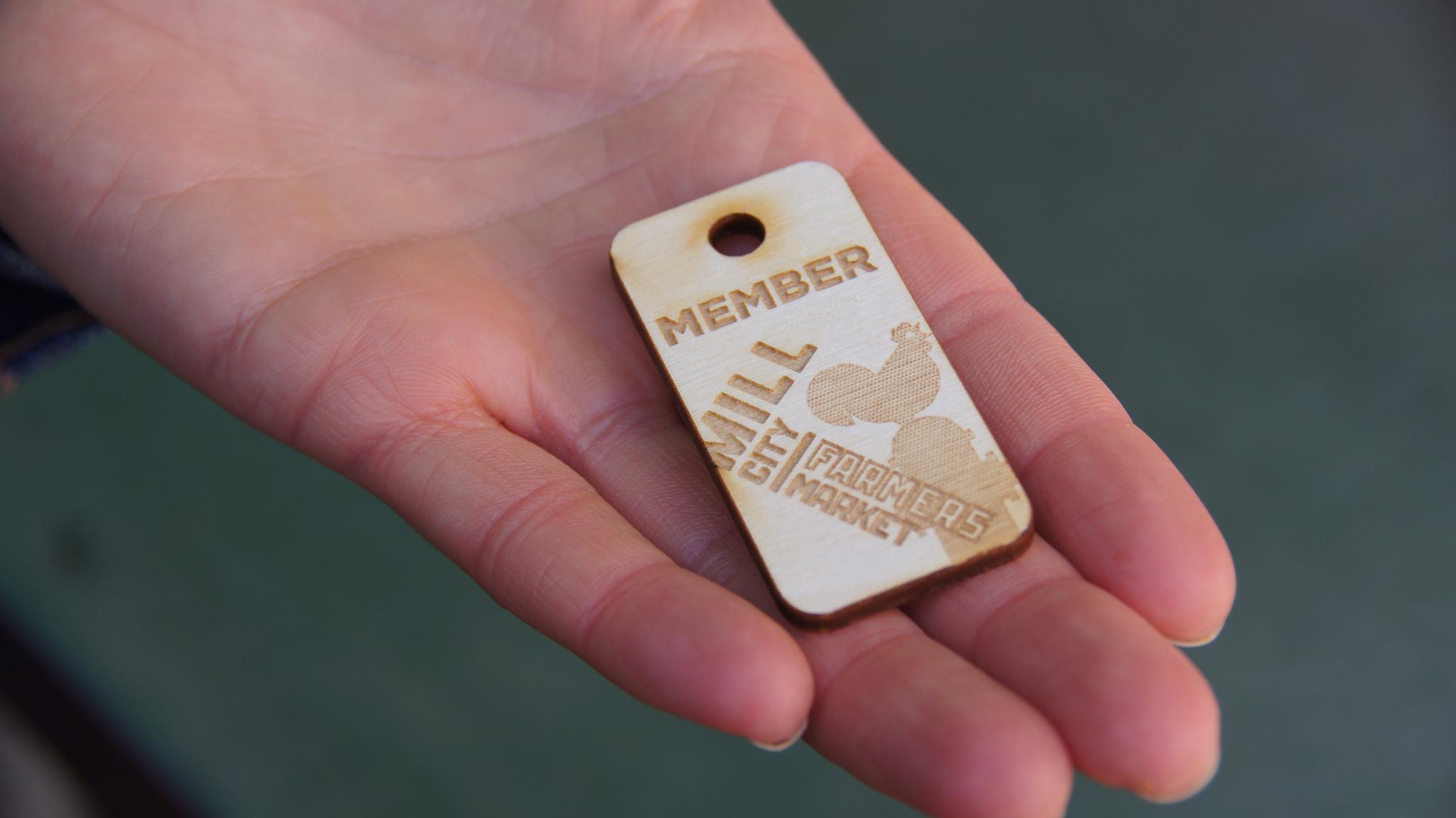 member key chain