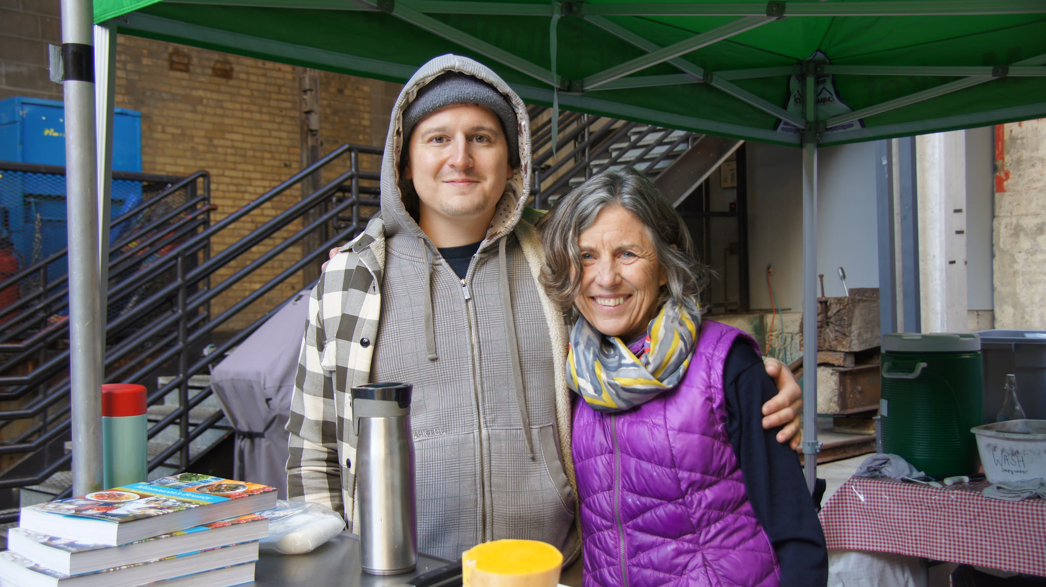 Andrew Ikeda and Beth Dooley Guest Chef 2016