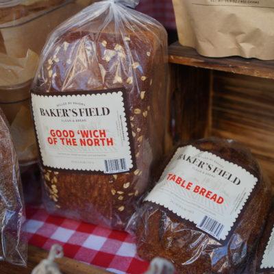 Baker's Field bagged bread loaves