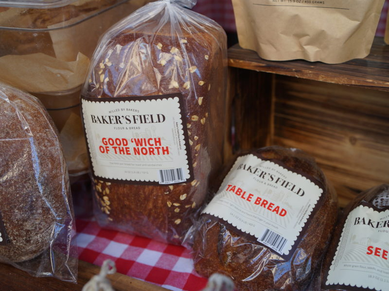 Baker's Field bagged bread loaves