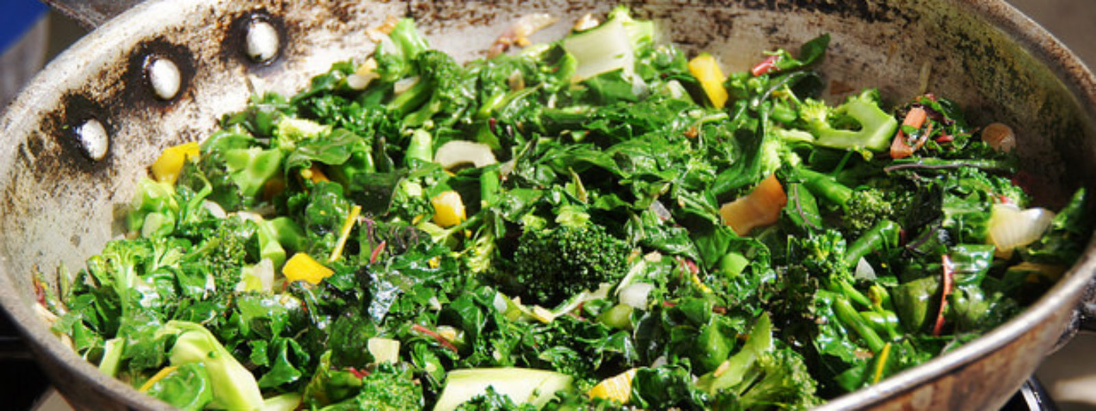 Spring Greens with Miso Maple Dressing