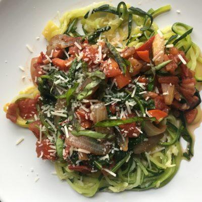 Veggie Bolognese