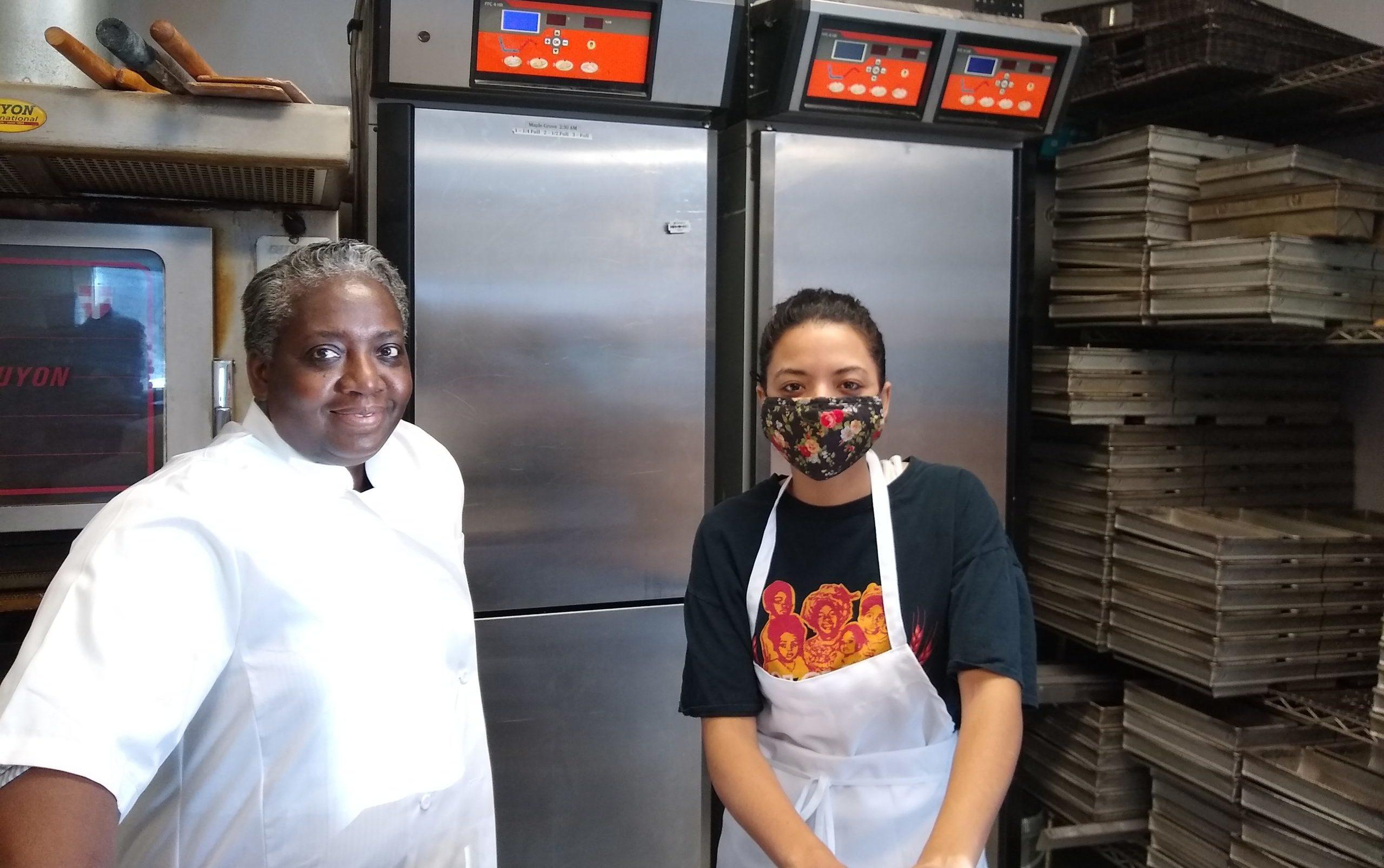 Veronica and Priya Solomon's Bakery