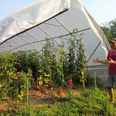 Jeff Nistler Nistler Farms 2021
