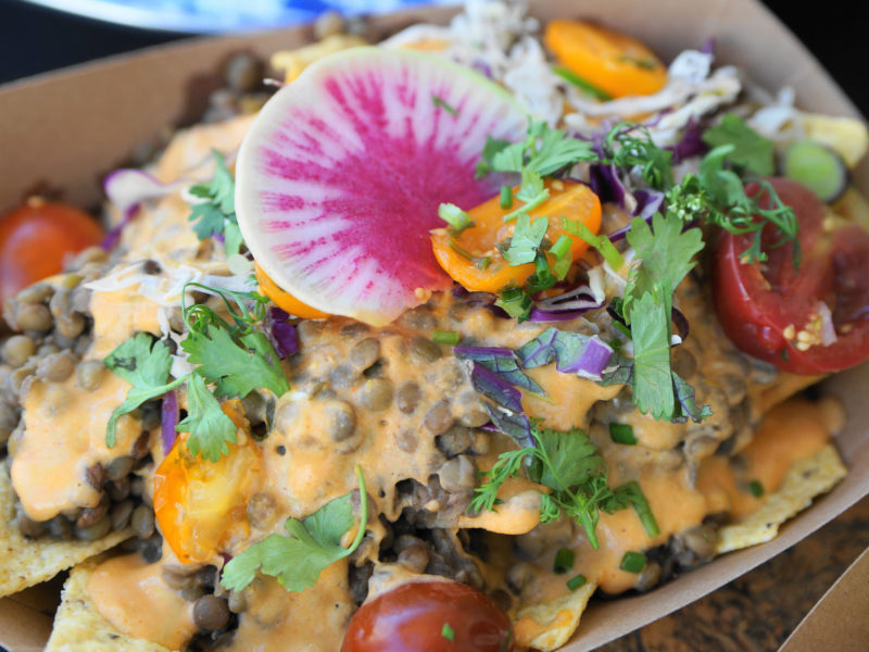 Lentil Nachos Root to Rise