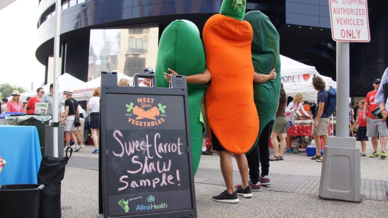 Meet Your Vegetables