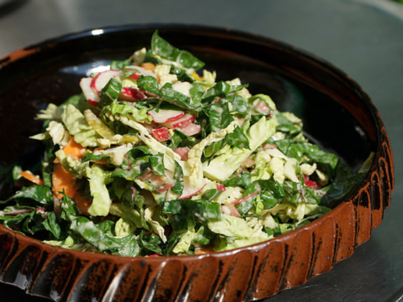 Market Vegetable Salad