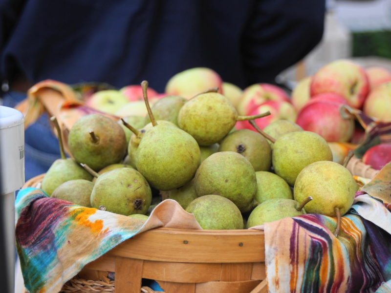 Pear Chutney Saturday Market