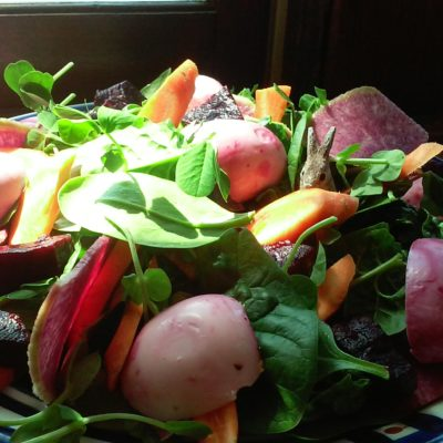 Rabbit Patch Salad