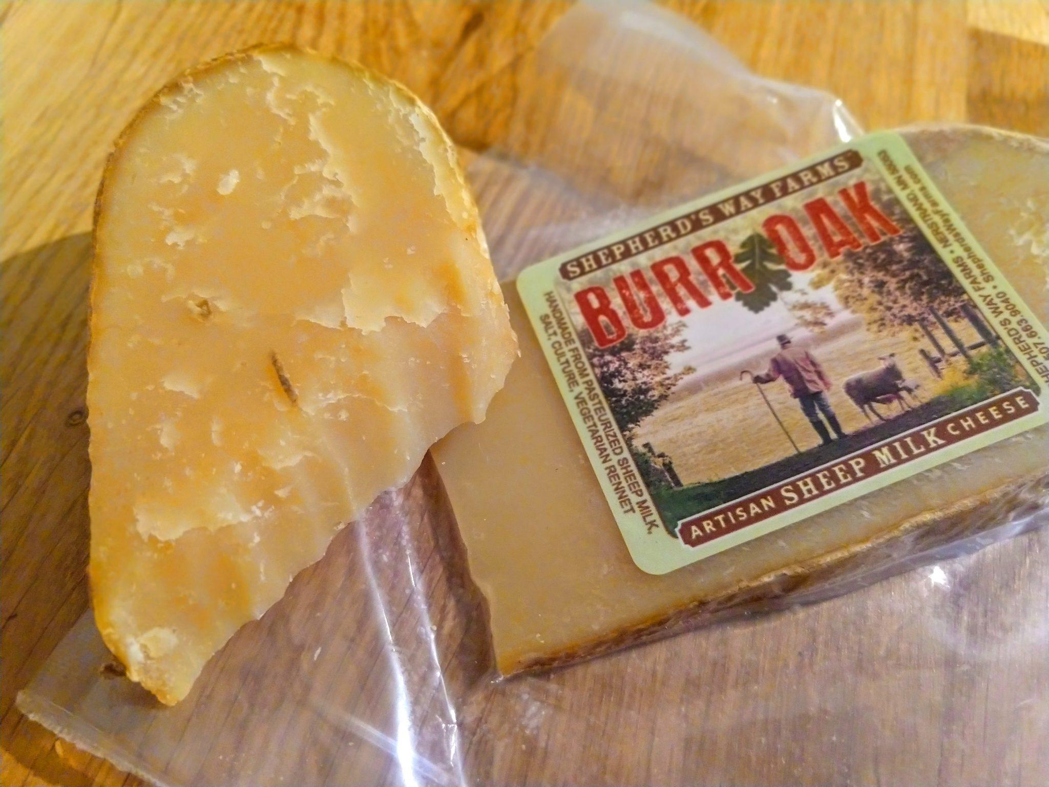 Shepherds Way Burr Oak Squash and Cheese Dip