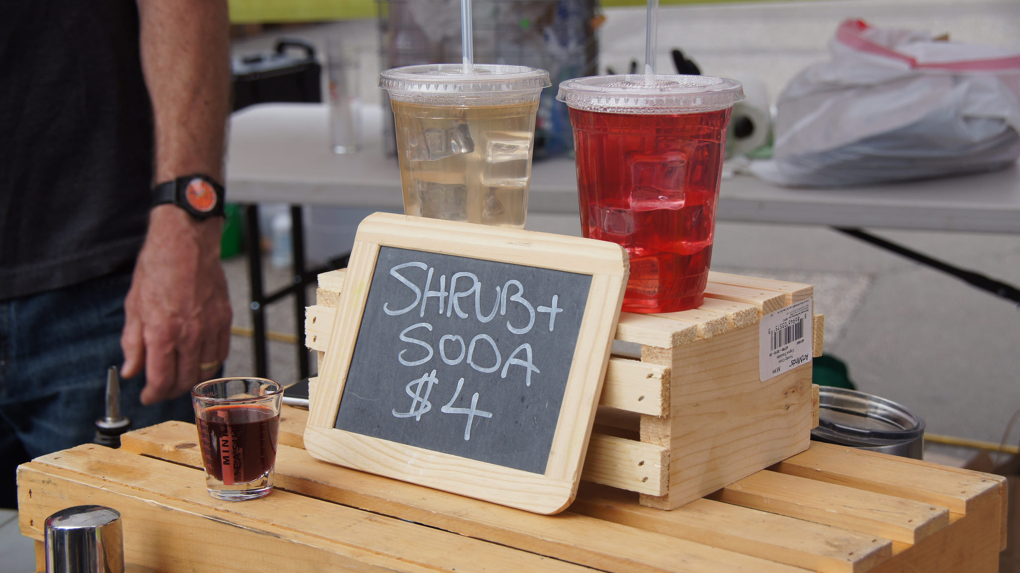 Shrubs Soda Calvits