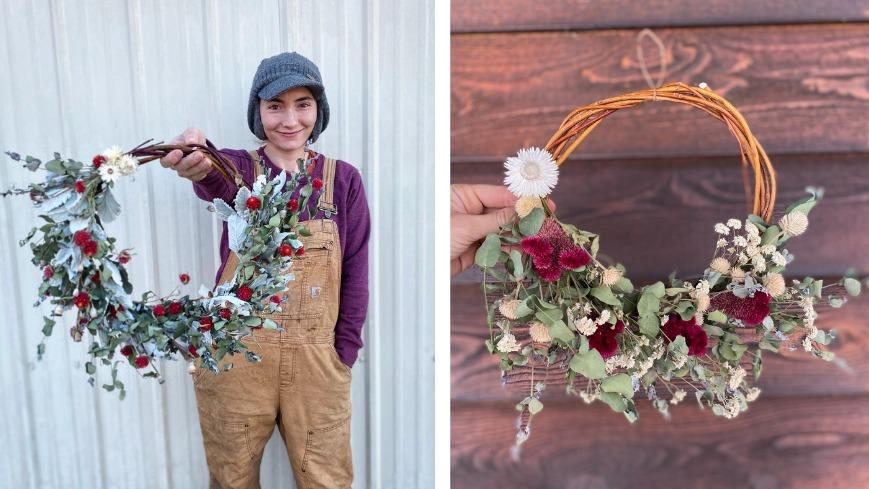 Green Light Farm Wreaths 2020 Gift Guide