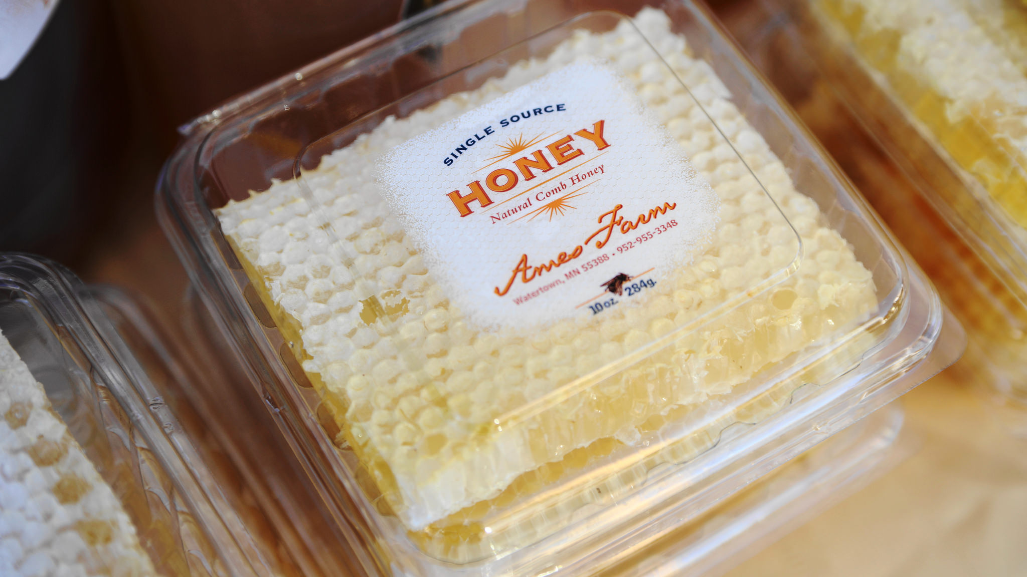 ames honey comb