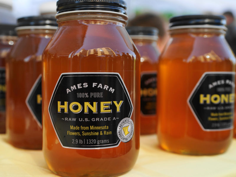 Mom's Honey Wheat Saturday Farmers Market