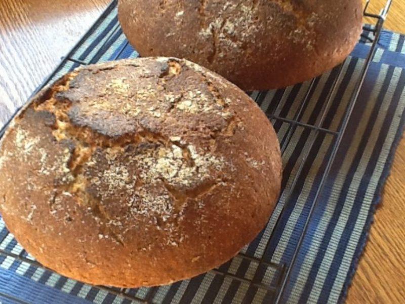 auvergne dark rye bread