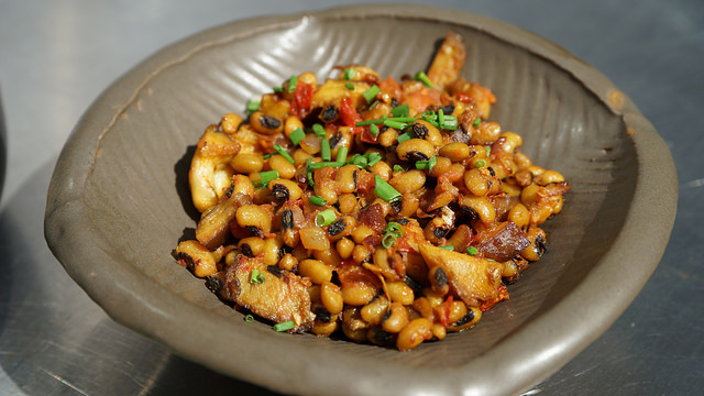 Bean Market Black Eyed Pea Curry