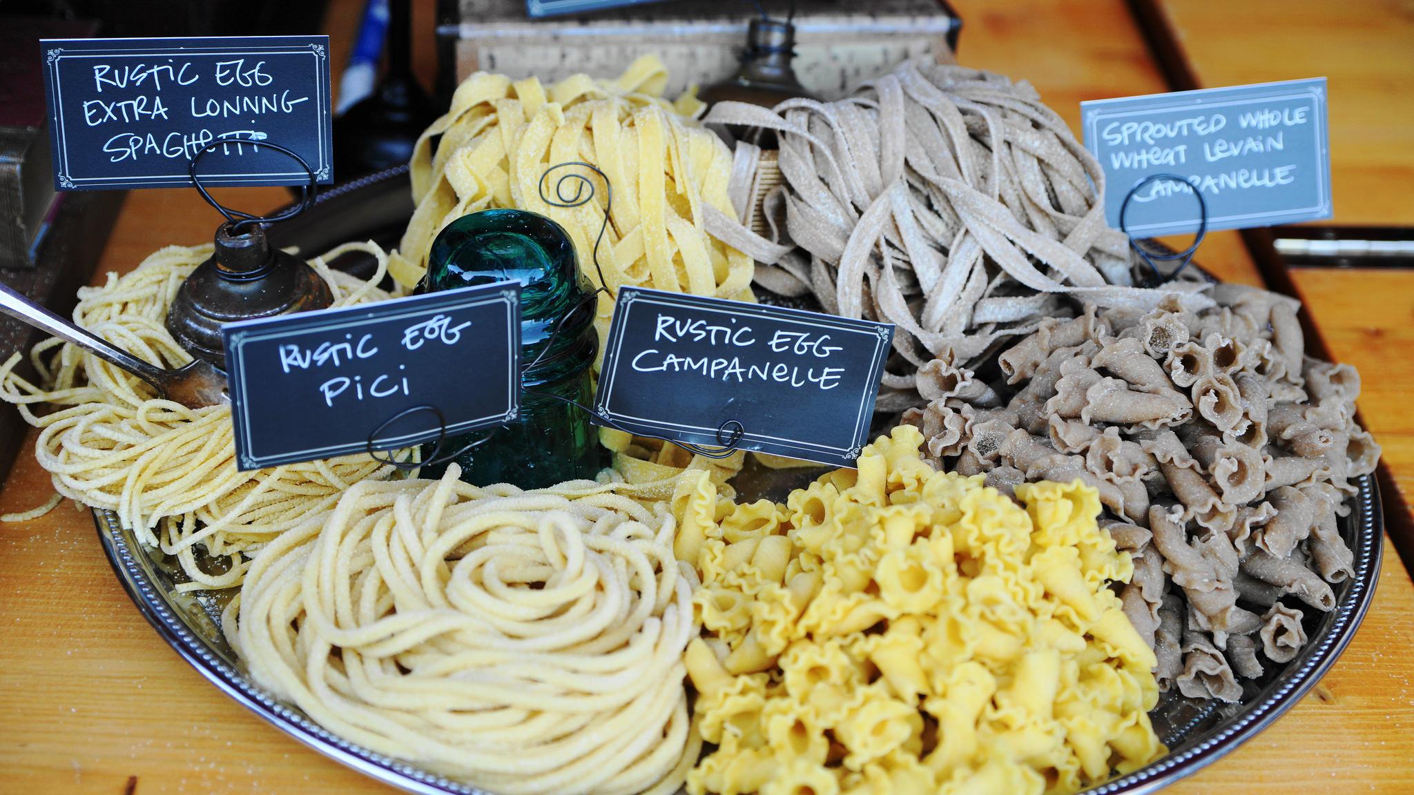 Dumpling and Strand Secrets of the Market