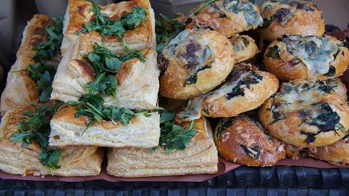 Salty Tart Pastries