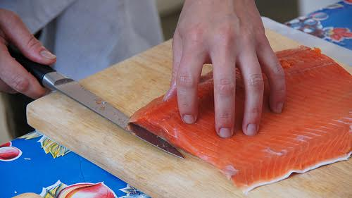 Drink Direct Coffee-Spiced Salmon wild run salmon
